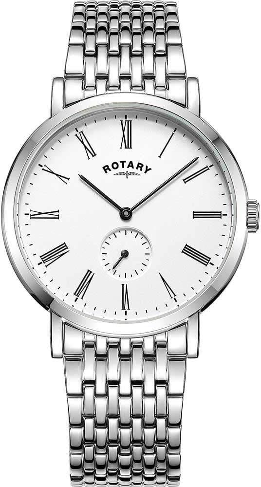 Rotary Watch Windsor Offset Mens GB05310/01