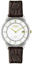 Rotary Watch Gents Ultra Slim GS08000/02