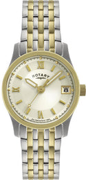 Rotary Watch Ladies Two Tone LBI0793/09