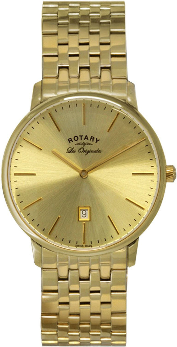 Rotary Watch Gents Les Originales GB90052/03