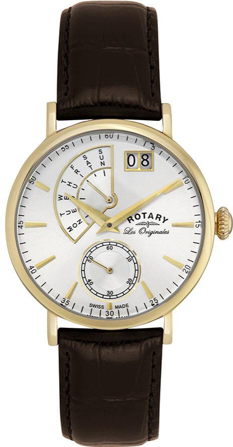 Rotary Watch Gents Les Originales GS90086/06