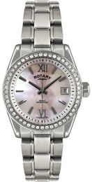 Rotary Watch Ladies Stainless Steel Bracelet LB02660/07