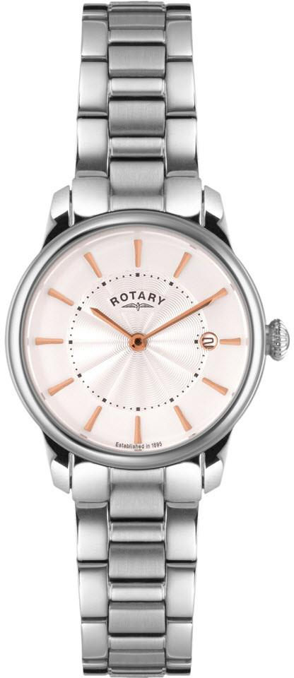 Rotary Watch Ladies Stainless Steel Bracelet LB02770/07