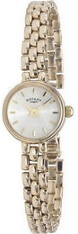 Rotary Watch Ladies Precious Metal LB10206/08