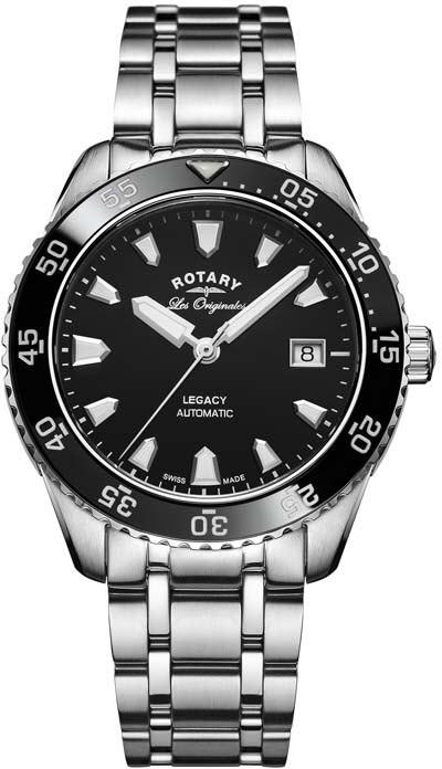 Rotary Watch Les Originales Legacy Divers Mens GB90168/04