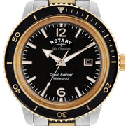 Rotary Watch Les Originales Ocean Avenger Mens GB90096/04