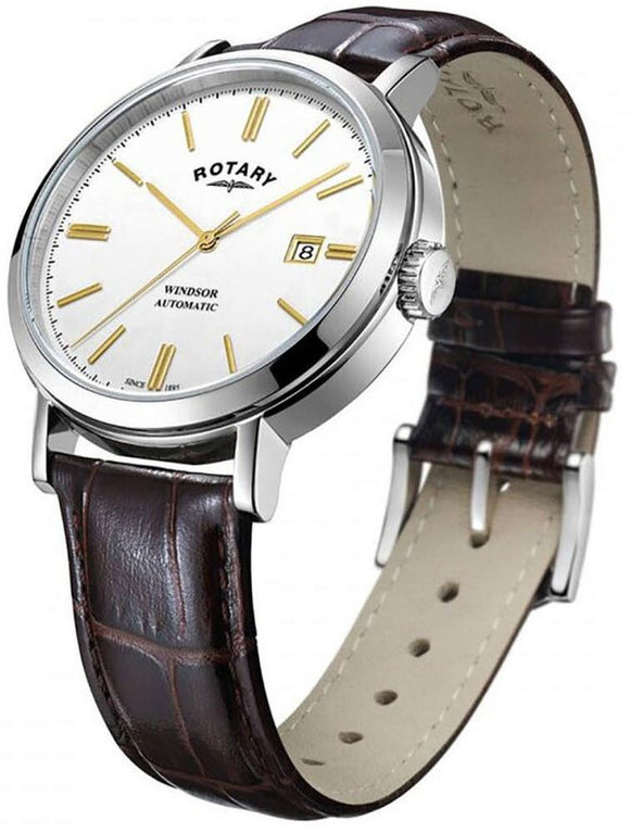 Rotary Watch Windsor Mens D