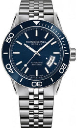 Raymond Weil Watch Freelancer Mens 2760-ST3-50001