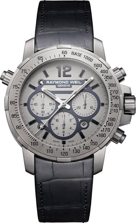 Raymond Weil Watch Nabucco Mens Limited Edition 7820-STC-05607