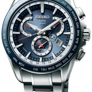 Seiko Astron Watch GPS Solar Dual Time SSE053