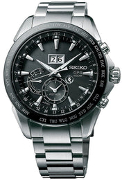 Seiko Astron Watch GPS Solar Big Date SSE149