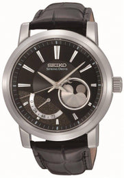 Seiko Ananta Spring Drive Moon Phase Limited Edition D SNR017J1