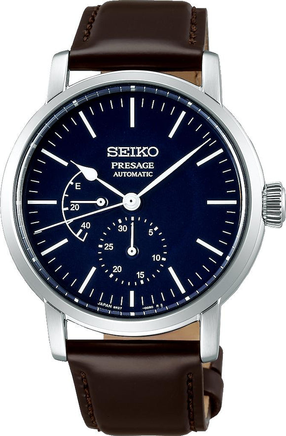 Seiko Presage Watch Mens SPB163J1