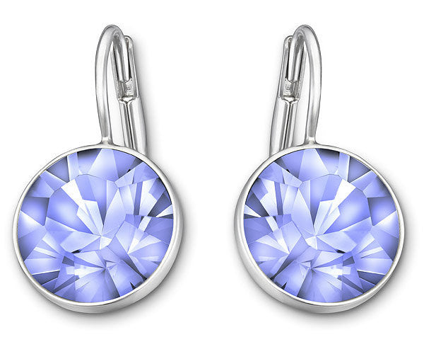 Swarovski Earrings Bella Mini Pierced Rhodium