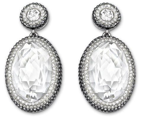 Swarovski Crystal Vita Pierced Earrings