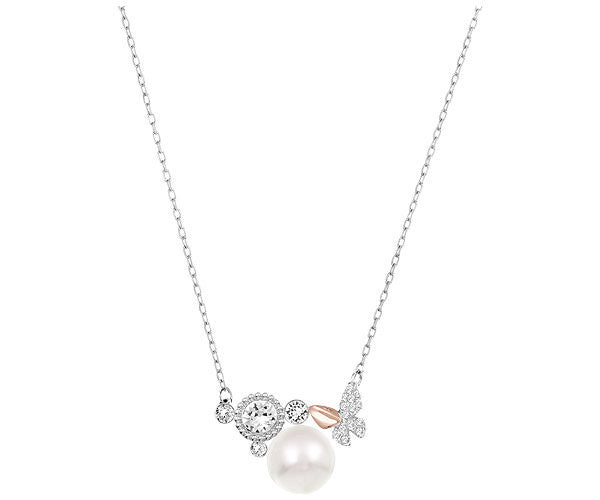 Swarovski Necklaces Cute Rhodium
