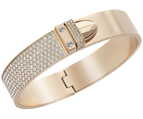 Swarovski Bangle Distinct Rose Gold Small