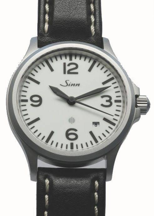 Sinn Instrument 656 Luminous 656.015 Leather