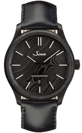 Sinn Watch 1800 S Damaszener Limited Edition Calfskin 1800.030 Calfskin