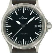 Sinn Watch 556 I Vintage Leather Dark Brown 556.010