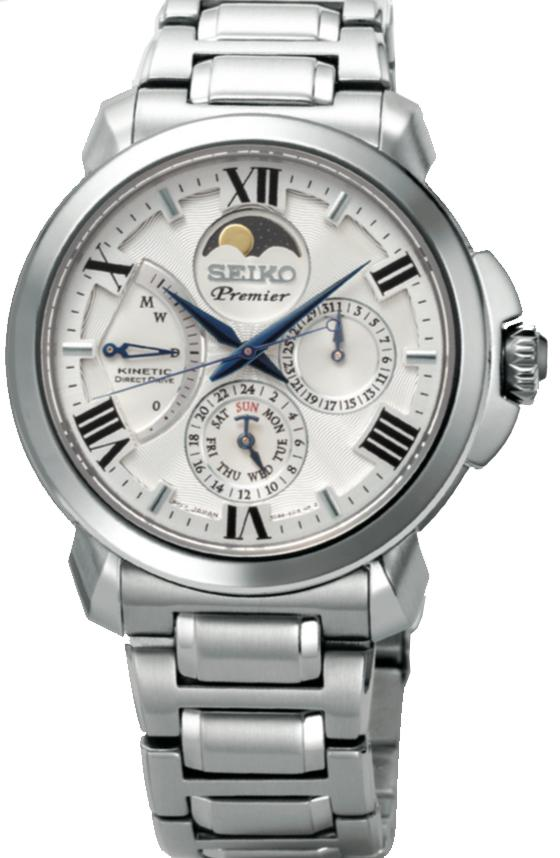 Seiko Watch Premier Mens SRX015P1