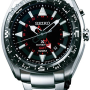 Seiko Watch Prospex Kinetic GMT SUN049