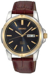 Seiko Watch Solar Mens SNE102P9
