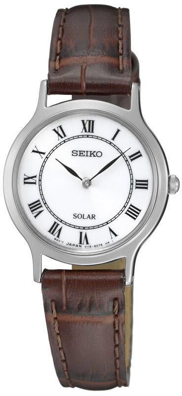 Seiko Watch Solar Ladies SUP303P1