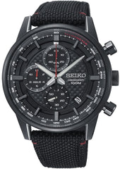 Seiko Watch Sports Chronograph