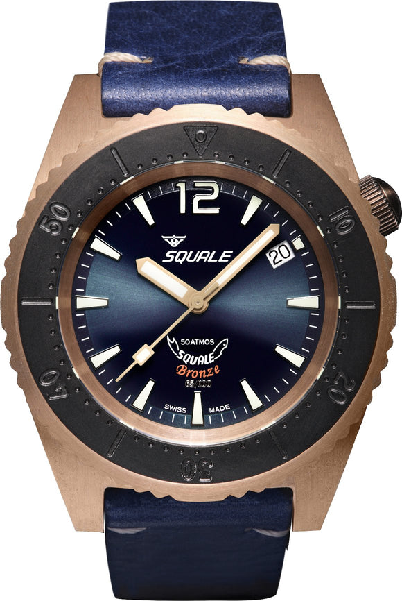 Squale Watch 1521 Cassa Bronzo CASSABRONB.PS