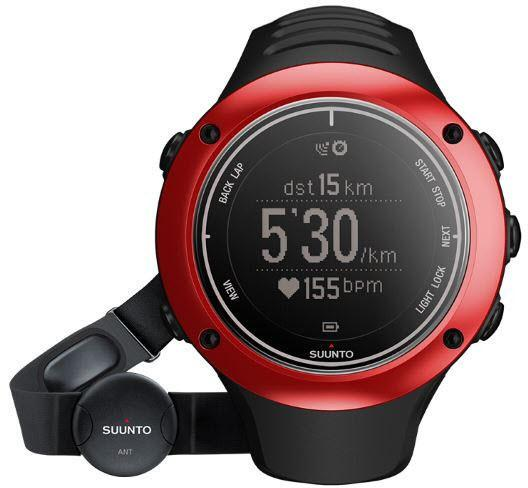 Suunto Watch Ambit2 S Red (HR) D