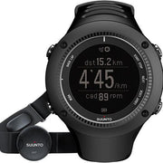 Suunto Watch Ambit2 R Black (HR) SS020655000