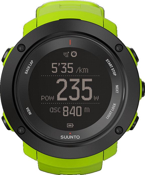 Suunto Watch Ambit3 Verticle Lime SS021971000