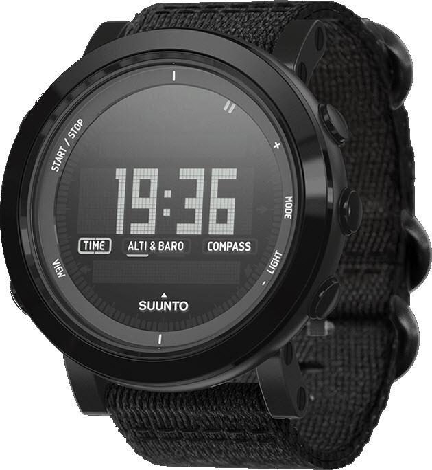 Suunto Watch  Essential Ceramic All Black TX