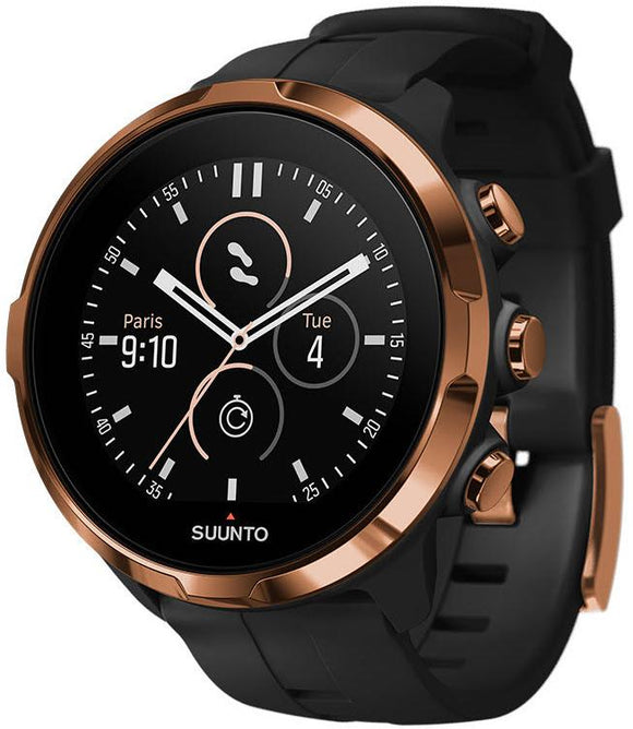 Suunto Watch Spartan Sport Wrist HR Copper Special Edition SS023310000