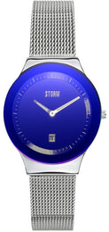 Storm Watch Mini Sotec Lazer Blue Ladies 47383/B
