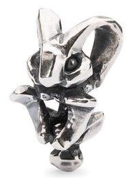 Trollbeads Bead Rabbit of Magic Silver TAGBE-20114
