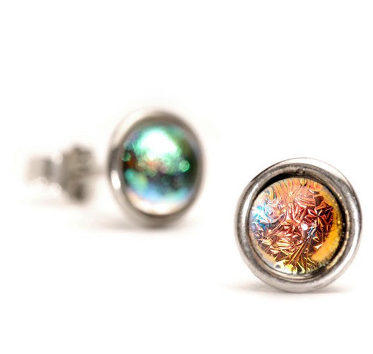 Trollbeads Earring Big Iris Ear Studs