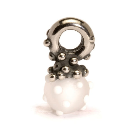 Trollbeads Bead Winter Silver