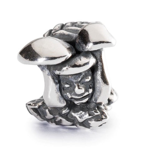 Trollbeads Bead Forest Treasures Silver