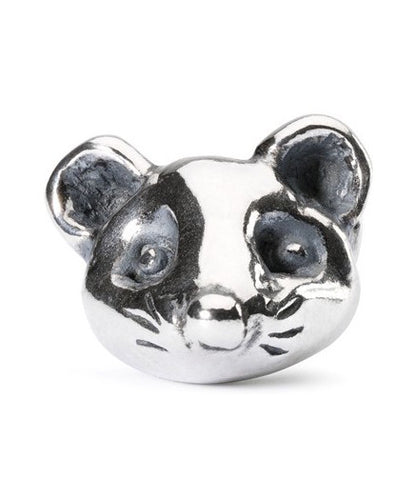 Trollbeads Bead Impulsive Mouse Silver