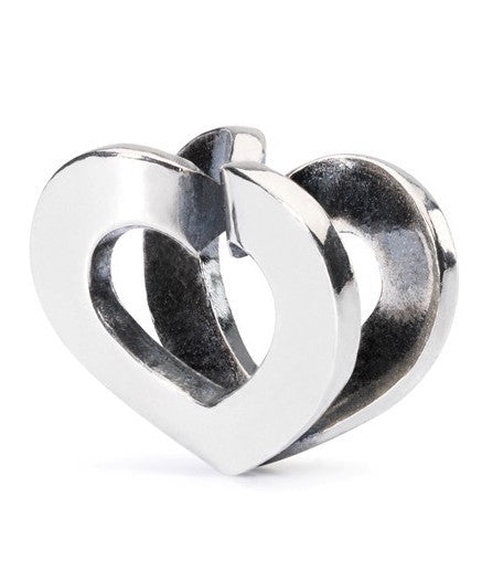 Trollbeads Bead Eternal Love Silver