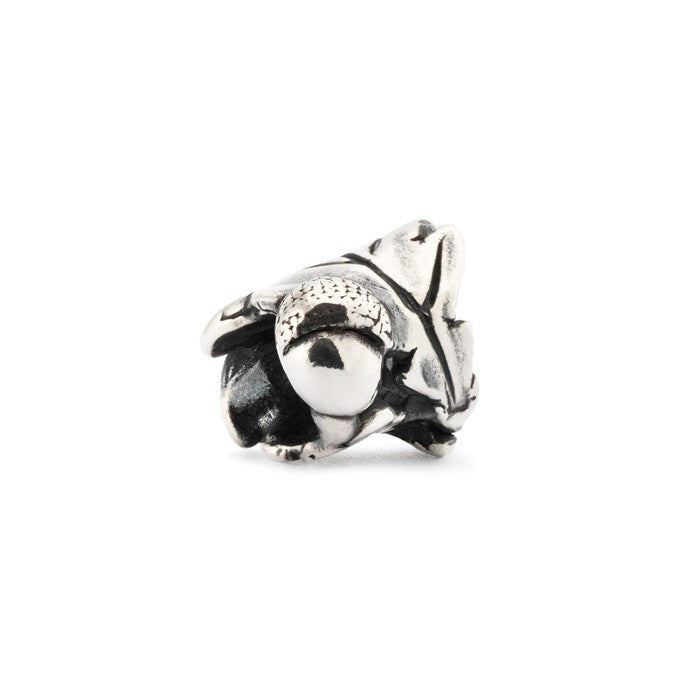 Trollbeads Bead Little Acorns Silver