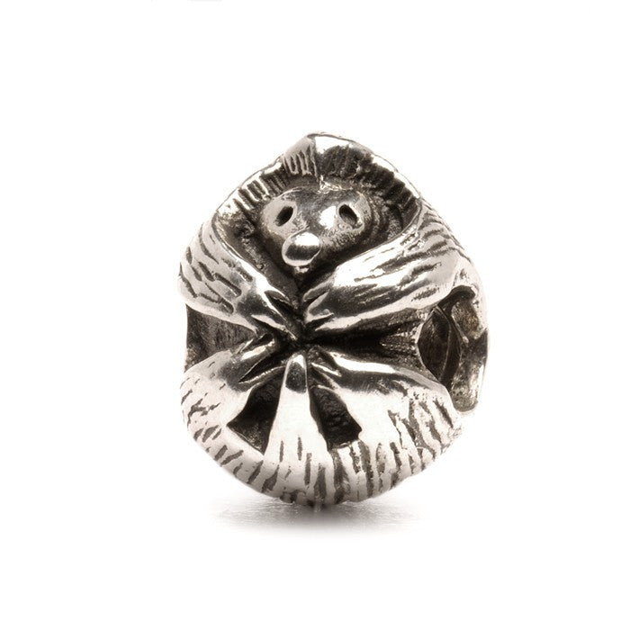 Trollbeads Bead Porcupine Silver