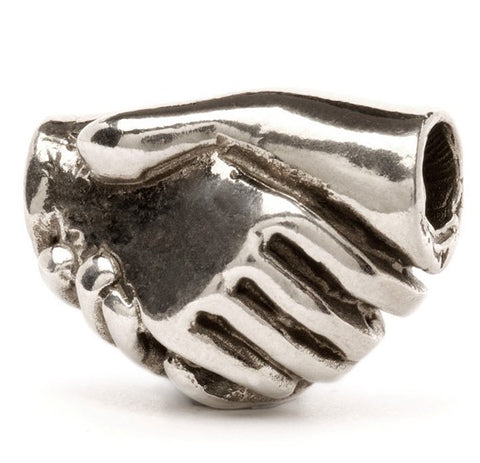 Trollbeads Bead Friendship Silver