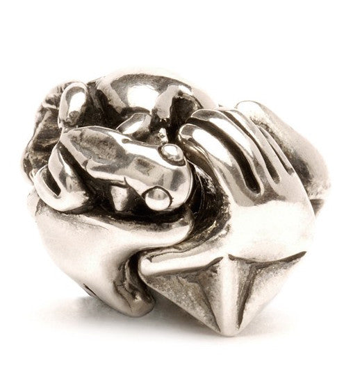 Trollbeads Bead Bead Of Fortune Silver