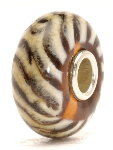 Trollbeads Bead Fur Animal Silver