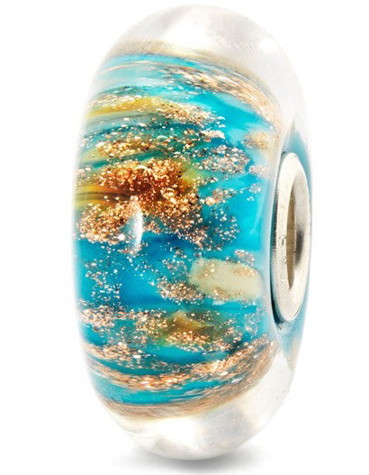 Trollbeads Bead Ancient Palace Silver