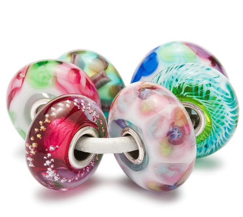 Trollbeads Bead Spring Fashion Kit Glass