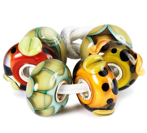 Trollbeads Bead Native Elements Kit Glass